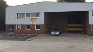 INDUSTRIAL UNIT TO LET, YEO MILL, BRIDGWATER