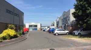Kings Castle Business Park, Bridgwater, Unit 1, TA6 4AG