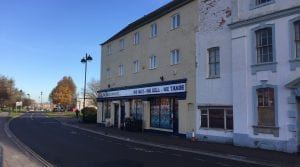 SHOP TO LET 7 EAST QUAY BRIDGWATER
