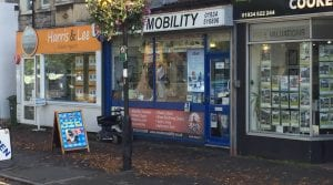 SHOP TO LET WORLE WESTON SUPER MARE
