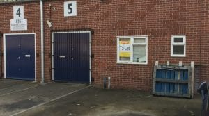 TO LET COMMERCIAL UNIT 687 FT BRIDGWATER