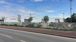 Warehouse TO LET 7000FT BRIDGWATER