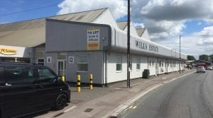 Workshop/Store WILLS ESTATE, BRIDGWATER TA6 5JT