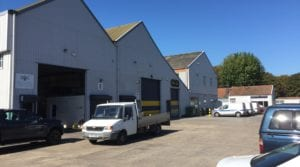 TO LET WORKSHOP/STORE, WILLS ESTATE, BRIDGWATER