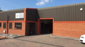 TO LET WORKSHOP/STORE THISTLE PARK BRIDGWATER TA6 6LS
